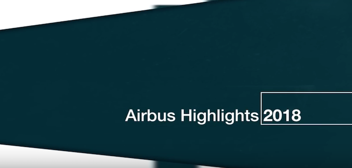 How was 2018 for Airbus?