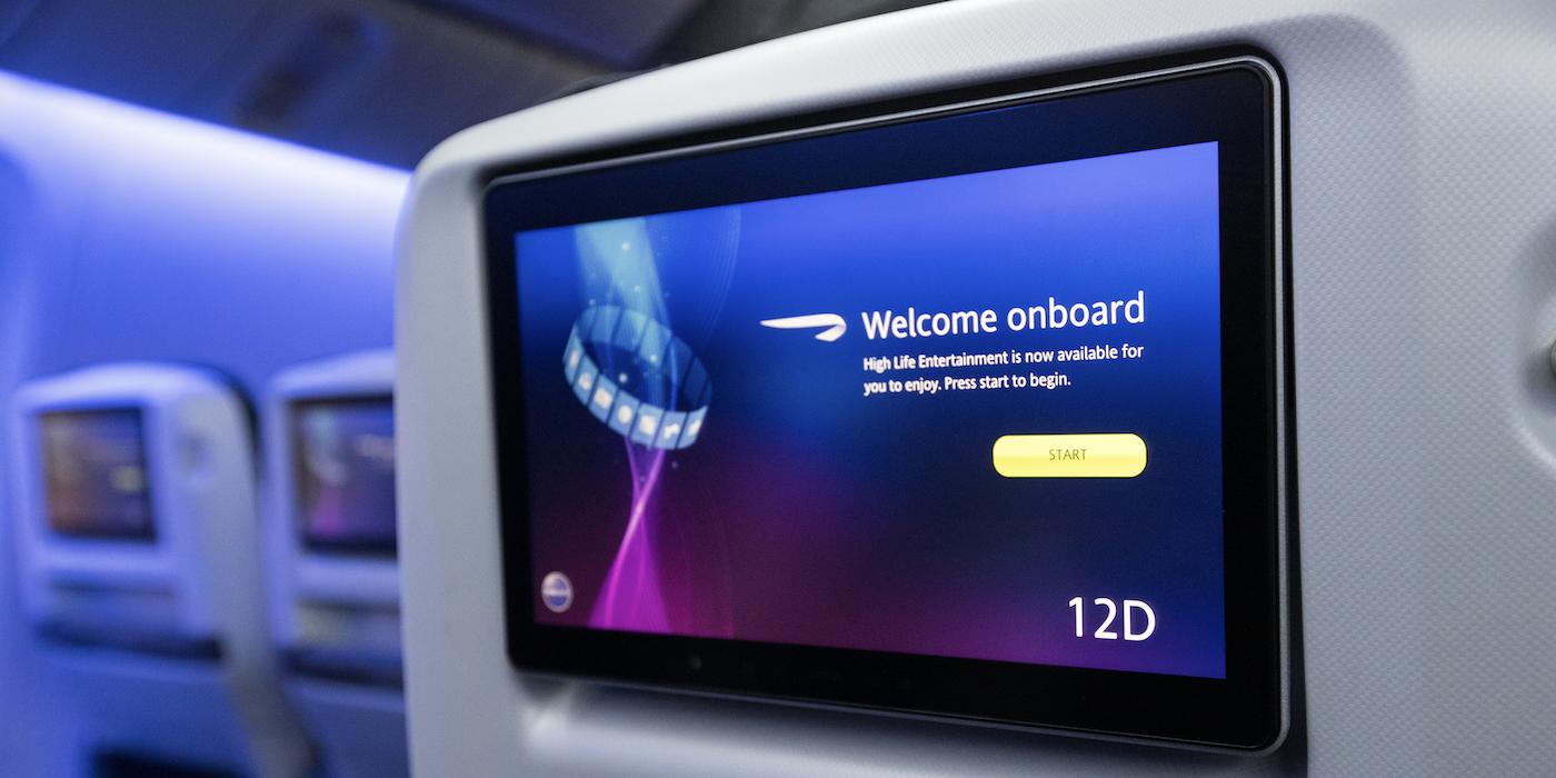 British Airways reveals most-watched movie list - Aircraft Interiors