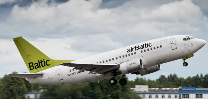 airBaltic will soon cease Boeing 737 operations