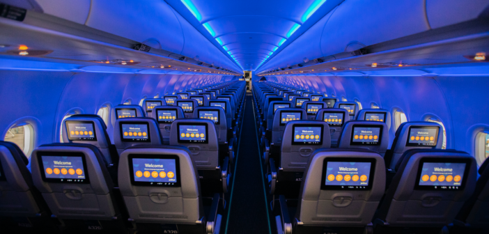 JetBlue's 2019 A320 revamp program takes flight