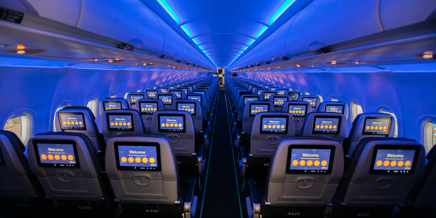 JetBlue adds big-name IFE content partners - Aircraft Interiors International