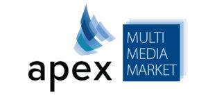 APEX MultiMedia Market logo