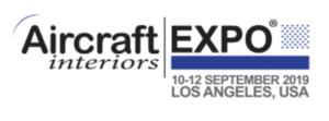 Aircraft Interiors Expo (AIX) Los Angeles logo