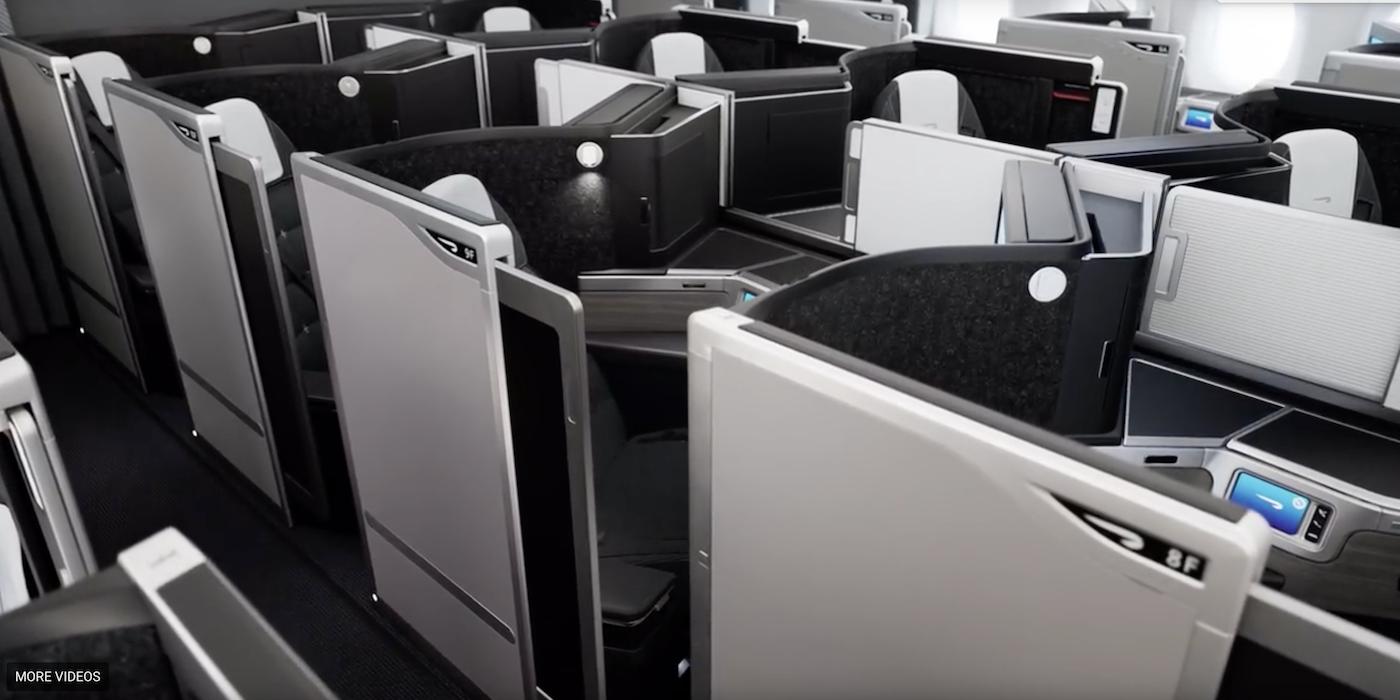 Tour BA's A350 Club World cabin - Aircraft Interiors