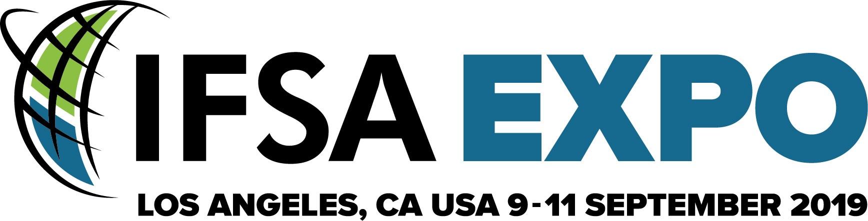 ifsa expo 2019 logo
