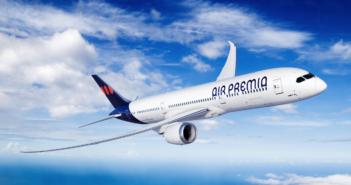 Air Premia's first Boeing 787-9