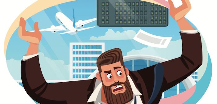 Enjoy your easter flight –but behave, urges UKTRF