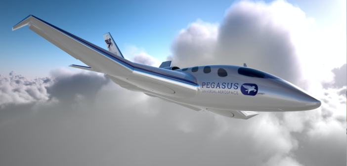 Vertical take-off business jet concept set for reveal