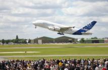 a380 paris airshow