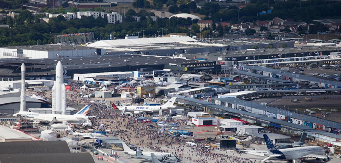 Paris Airshow 2019 blog