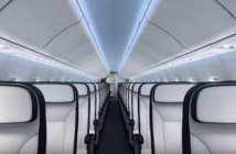 mhi spacejet cabin