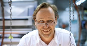 Portrait of Thomas Bühner