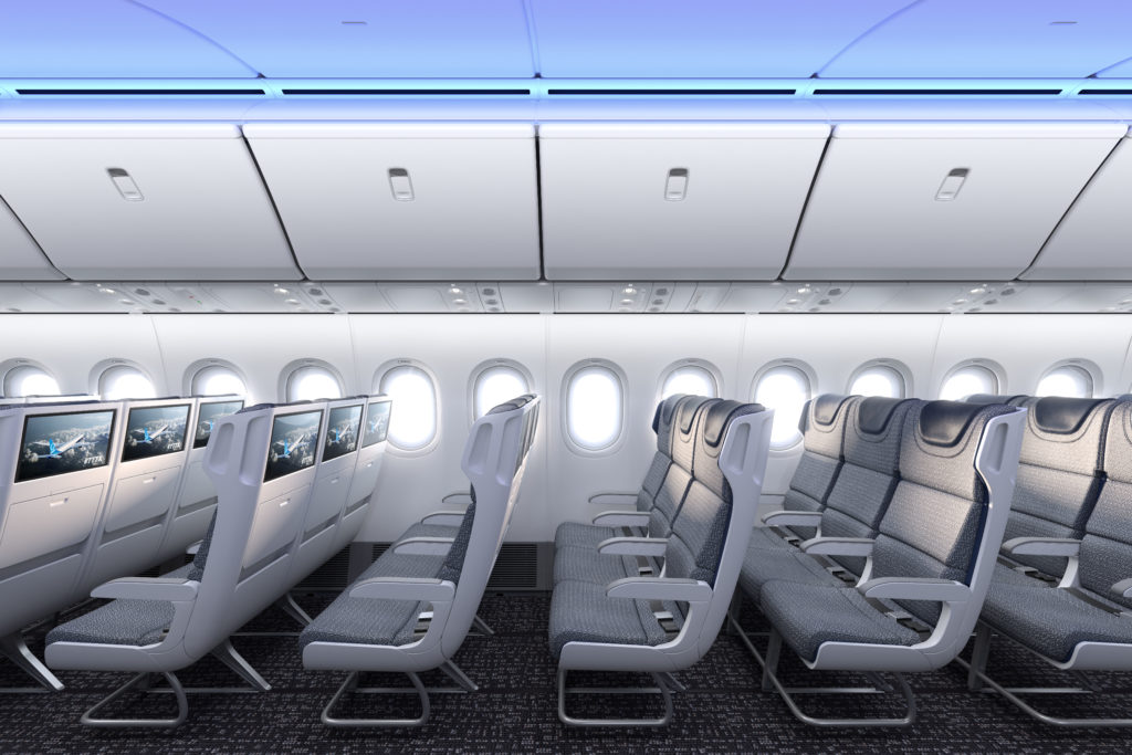 The Boeing 777X cabin: what we know so far - Aircraft Interiors