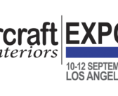 Exhibitors are ramping up for Aircraft Interiors Expo in LA