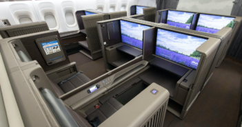 ANA reveals redesigned B777-300ER luxury cabins