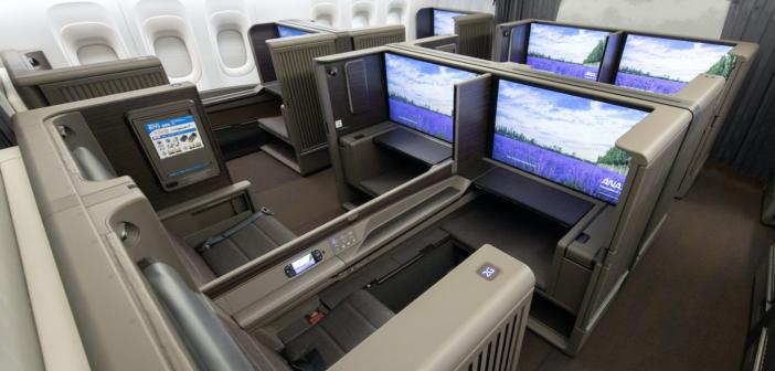 ANA reveals redesigned B777-300ER luxury cabins