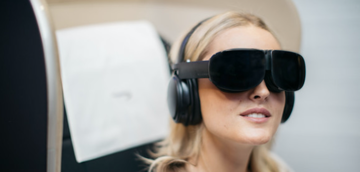 BA trials VR IFE headsets in first class