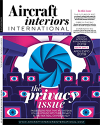 Aircraft Interiors International Magazine September 2019