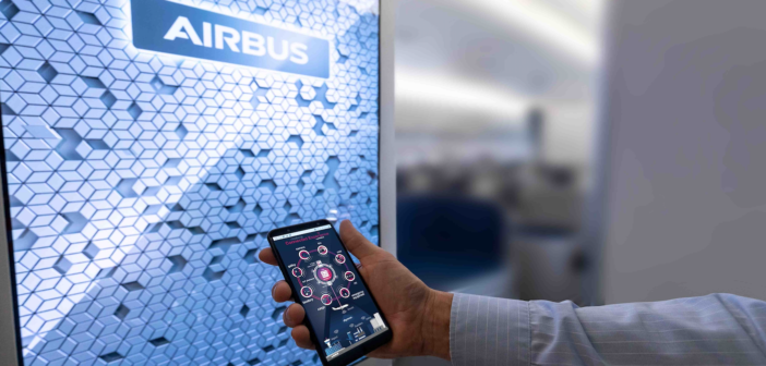 Airbus begins real-world testing of IoT cabin technologies