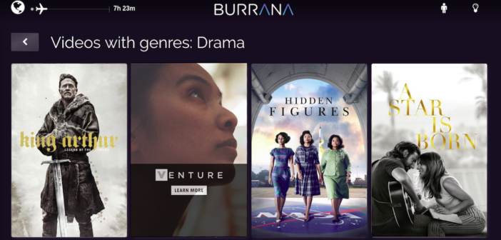 Burrana enters IFE advertising technology partnership