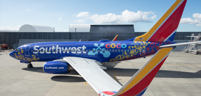 Southwest shakes up its technology leaders