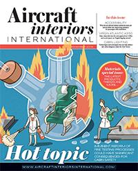 Aircraft Interiors International Magazine November 2019