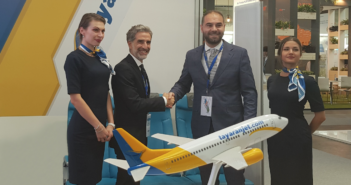 JHAS secures launch customer for Aurora seat