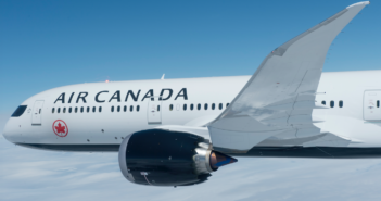 Air Canada launches sustainable business travel initiative