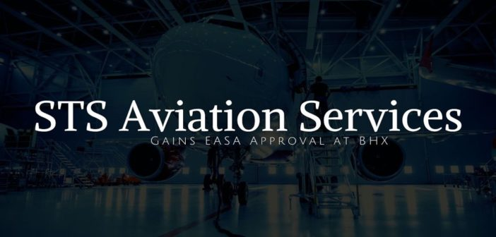 STS secures CAA Part 145 approval for base maintenance in UK