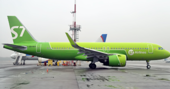 S7 Airlines customers can earn miles as they stay at home