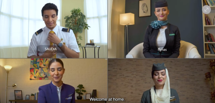 An airline safety video for today's world
