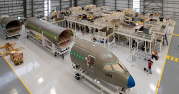 Airbus officially opens A220 facility in the USA