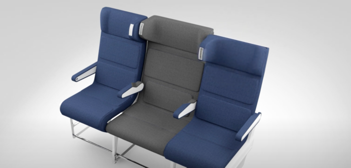 The S2 seat, adapted for clean air
