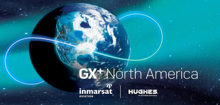 Inmarsat and Hughes partner to boost North American inflight connectivity