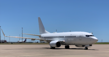 The GDC Technics terminal has been certified and its first installation is on a Hillwood Airways Boeing 737-700