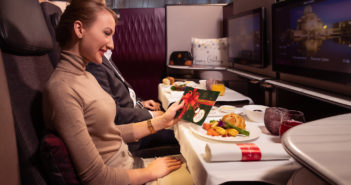 Passengers departing to and from Qatar Airways' destinations will enjoy the airline's festivities from 19 December until 26 December