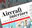 The cover of the november 2020 issue of aircraft interiors international magazine