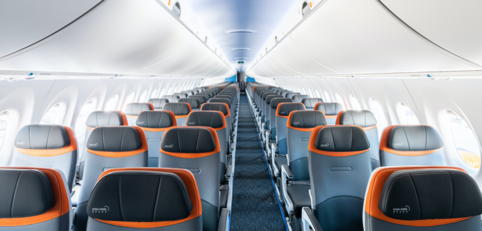 JetBlue reveals all-new cabin design for A220-300