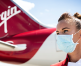 Virgin Atlantic staff support the vaccine rollout