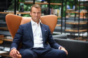 CEO of Jet Maintenance Solutions, Vytis Zalimas