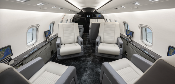 FAI Technik completes first Challenger cabin refurb