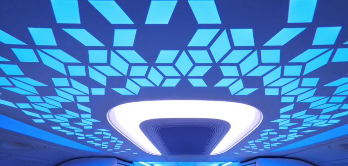 FACC celebrates its role in JetBlue's A321LR Airspace cabin