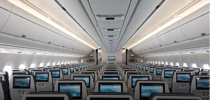 World2fly reveals its A350-900 cabins