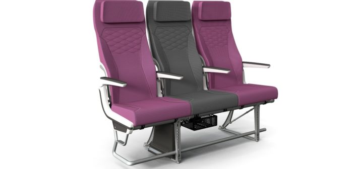 Qatar Airways is among the first to fly Recaro's CL3810