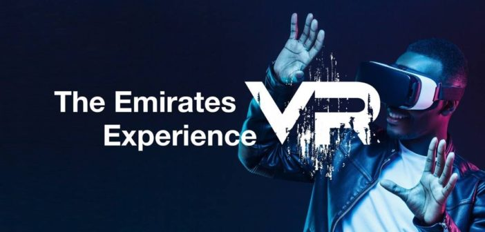 Emirates' virtual reality app